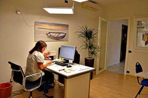 Ufficio-Reception